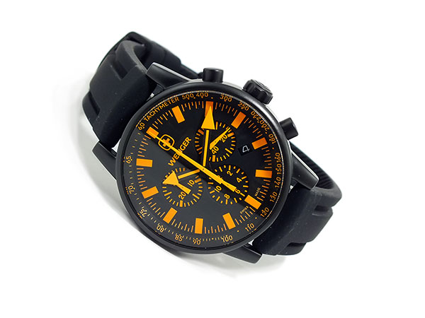 Wenger Commando Src Chronograph Gents Watch 70893